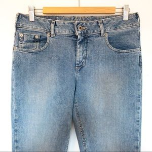Silver Women Size 29 Jeans Mid Rise Boot Cut